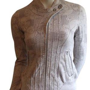 Lululemon heather jacket/ sweater size 6